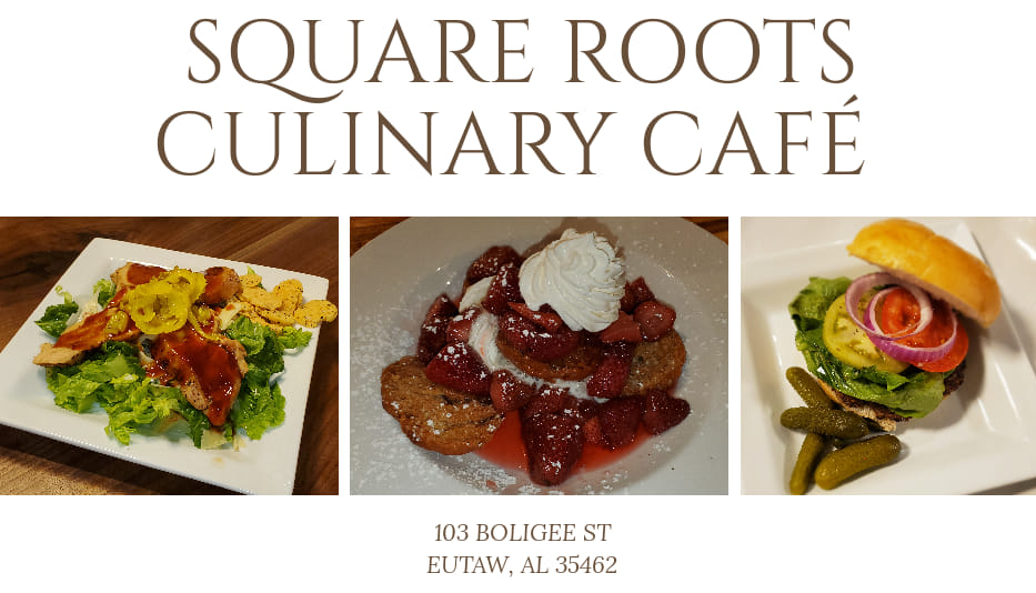 Square Roots Culinary Cafe