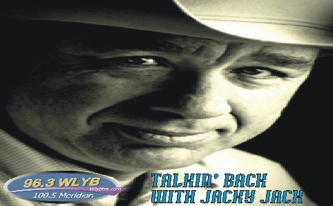 96.3 100.5 WLYB FM - Talkin' Back With Jacky Jack