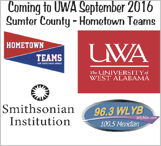 96.3 100.5 WLYB FM - Sumter County Alabama Hometown Teams