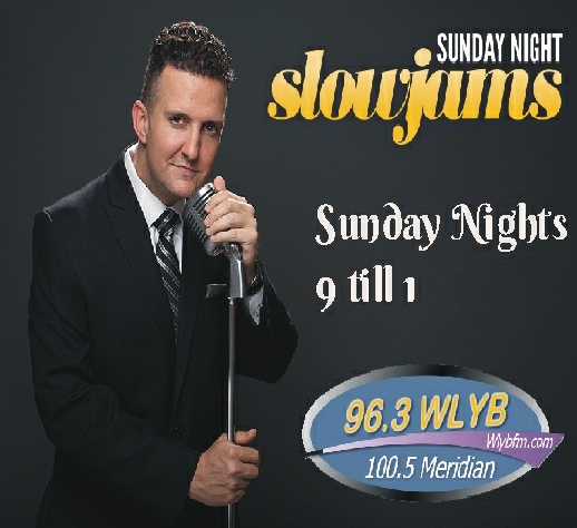 96.3 100.5 WLYB FM - Sunday Night Slow Jams with R Dub